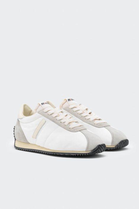 sneakers redone blanc vue de 3/4