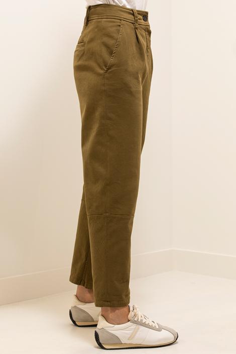 pantalon True Royal kaki profil