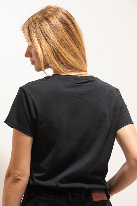 t-shirt La Nuit noir dos