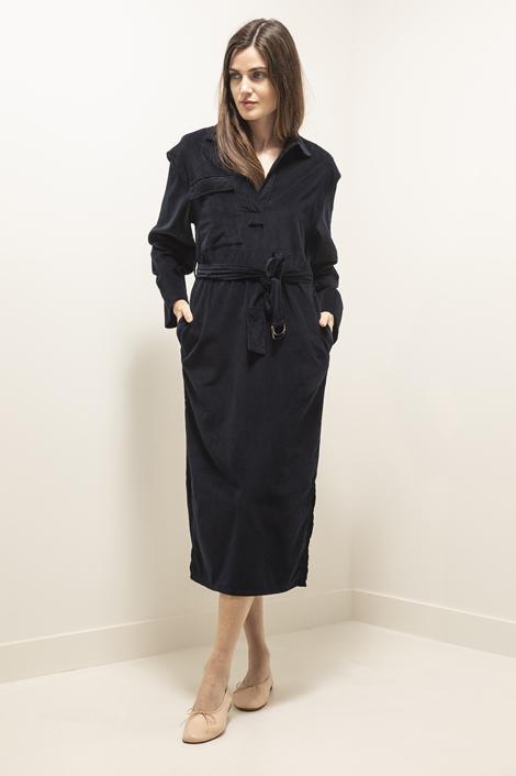 Robe pour femme bleu marine