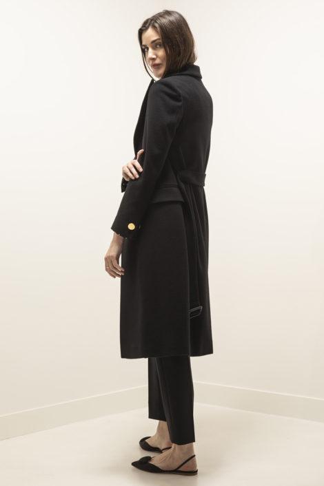 Manteau femme noir